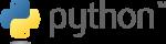 Python_logo_and_wordmark 1